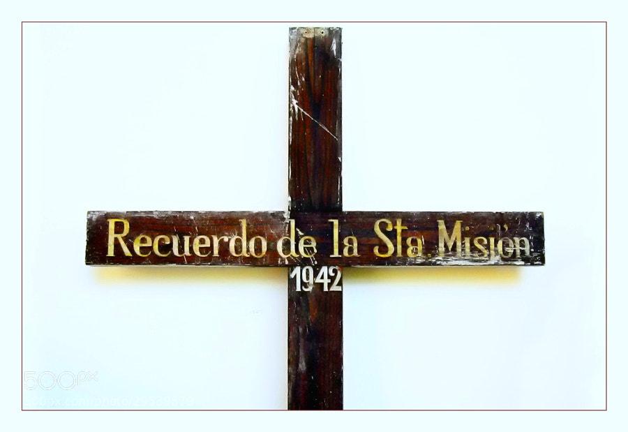 Samos    En el interior del Monasterio  Recuerdos de una época _______________________  Samos   inside the Monastery  Remembering the Sta. Mission - 1942