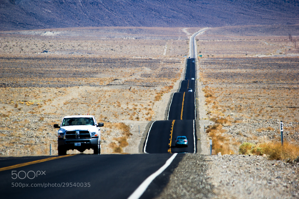 Photograph Highway 190 by Francesco Riccardo Iacomino on 500px