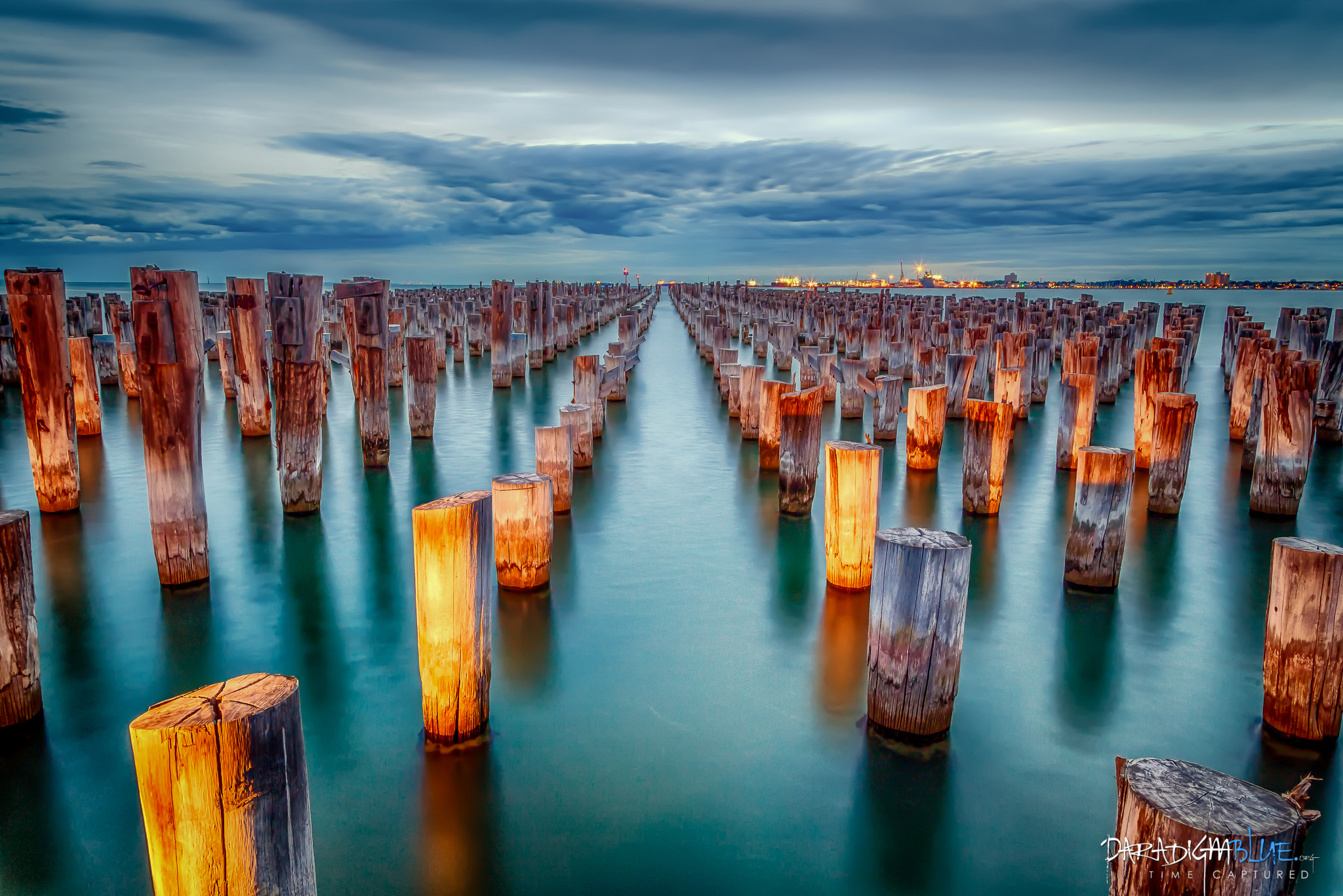 Photograph Princes Pier by paradigmblue on 500px