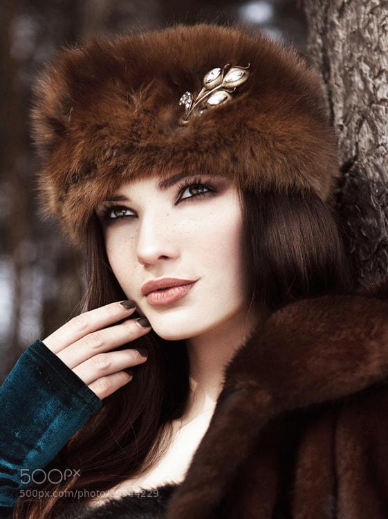 Photograph Russian Beauty * by Anastasia Fursova on 500px