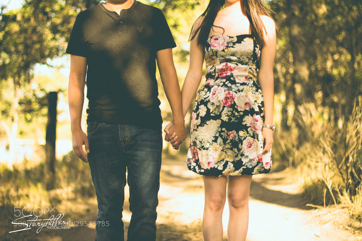 Photograph A NATURAL LOVE | SAVE THE DATE by Adan Rodriguez on 500px
