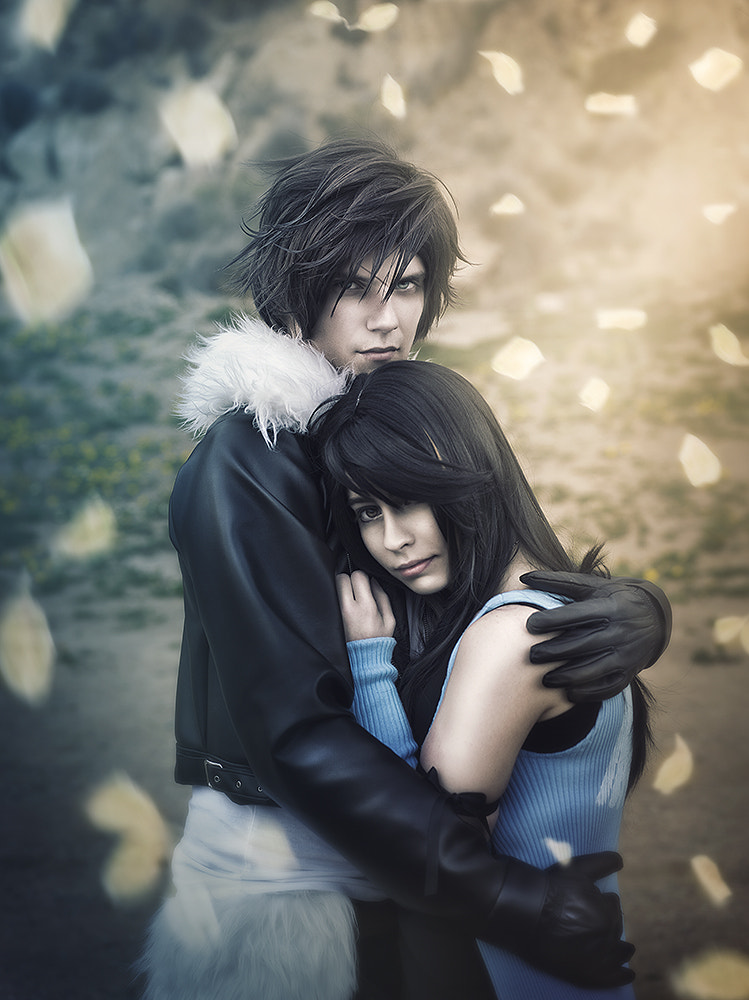 Photograph Squall and Rinoa  by Rebeca  Saray on 500px