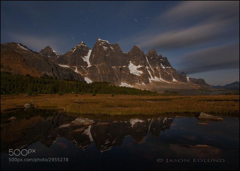 Photograph Ramparts Night by Jason Edlund on 500px