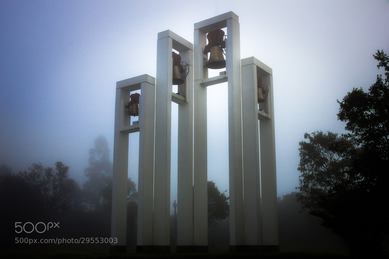 Photograph Bells in fog by Vanius Roberto Bittencourt on 500px
