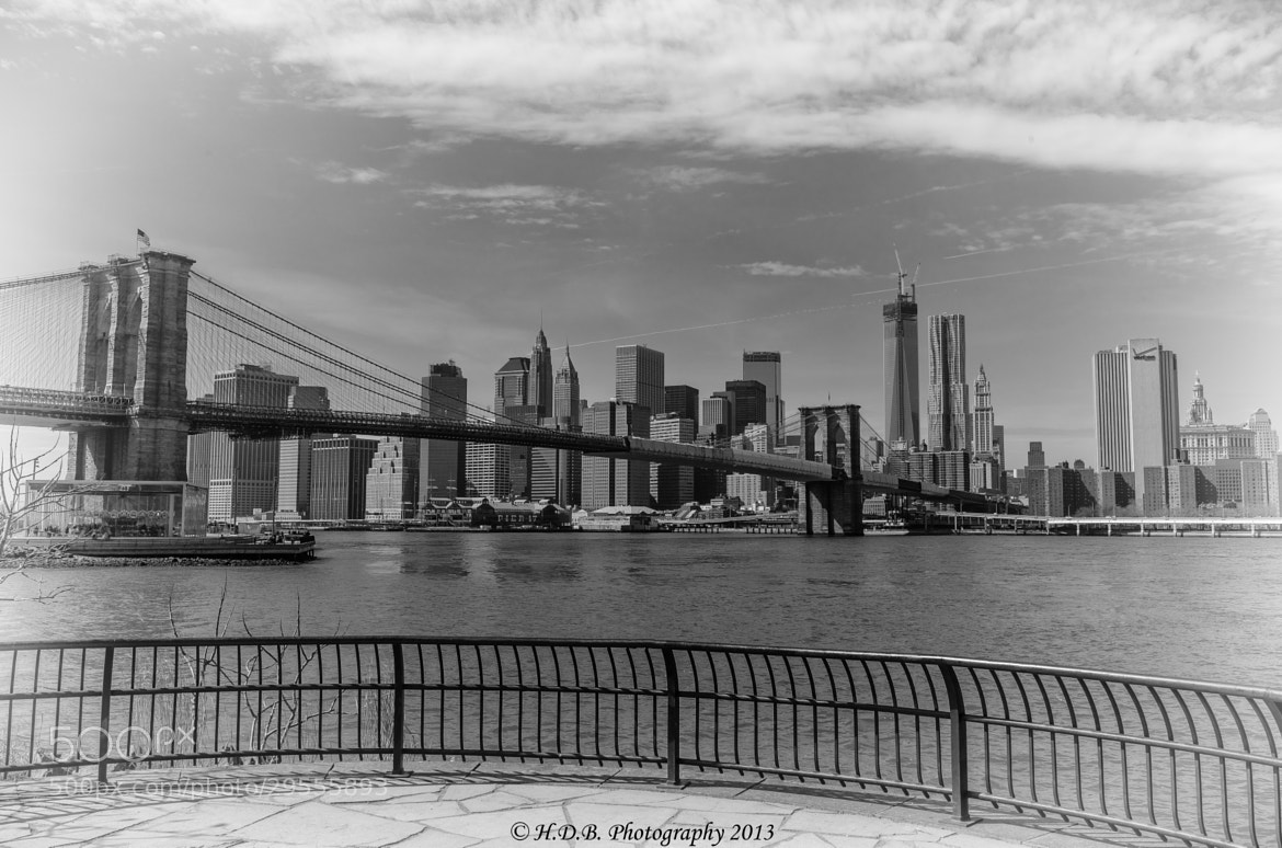 Photograph NYC by Harold Begun on 500px