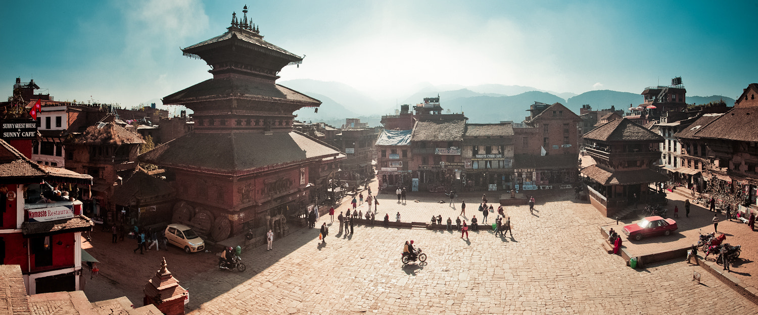 Photograph Taumadhi Square, Bhaktapur, Nepal by Steffen Walther on 500px