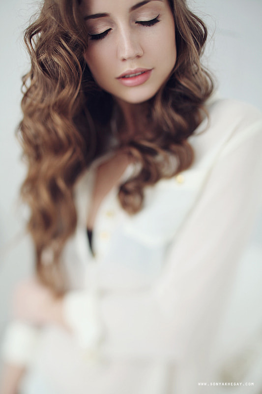 Photograph Kate by Sonya Khegay on 500px