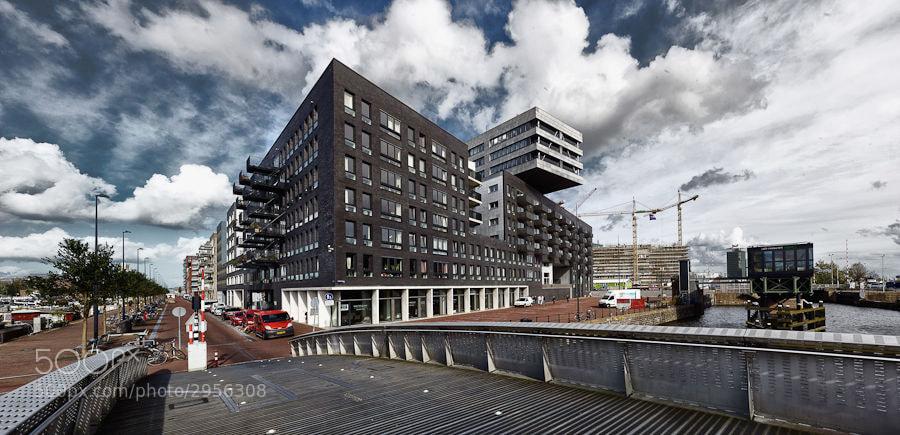 Photograph Westerdok, Amsterdam by Tony LUJIEN on 500px
