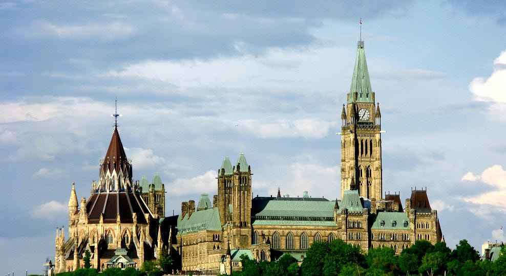 Photograph Parliament Hill by Teodor Oprean on 500px