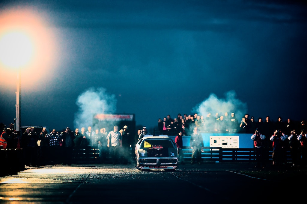 Photograph Nostalgia Nitro Funny Car by Dom Romney on 500px