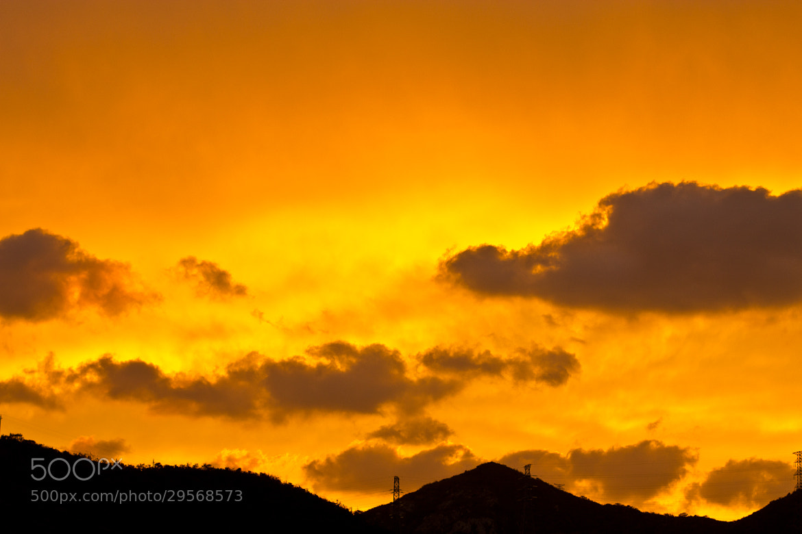 Photograph sunset glow by carlos-p on 500px