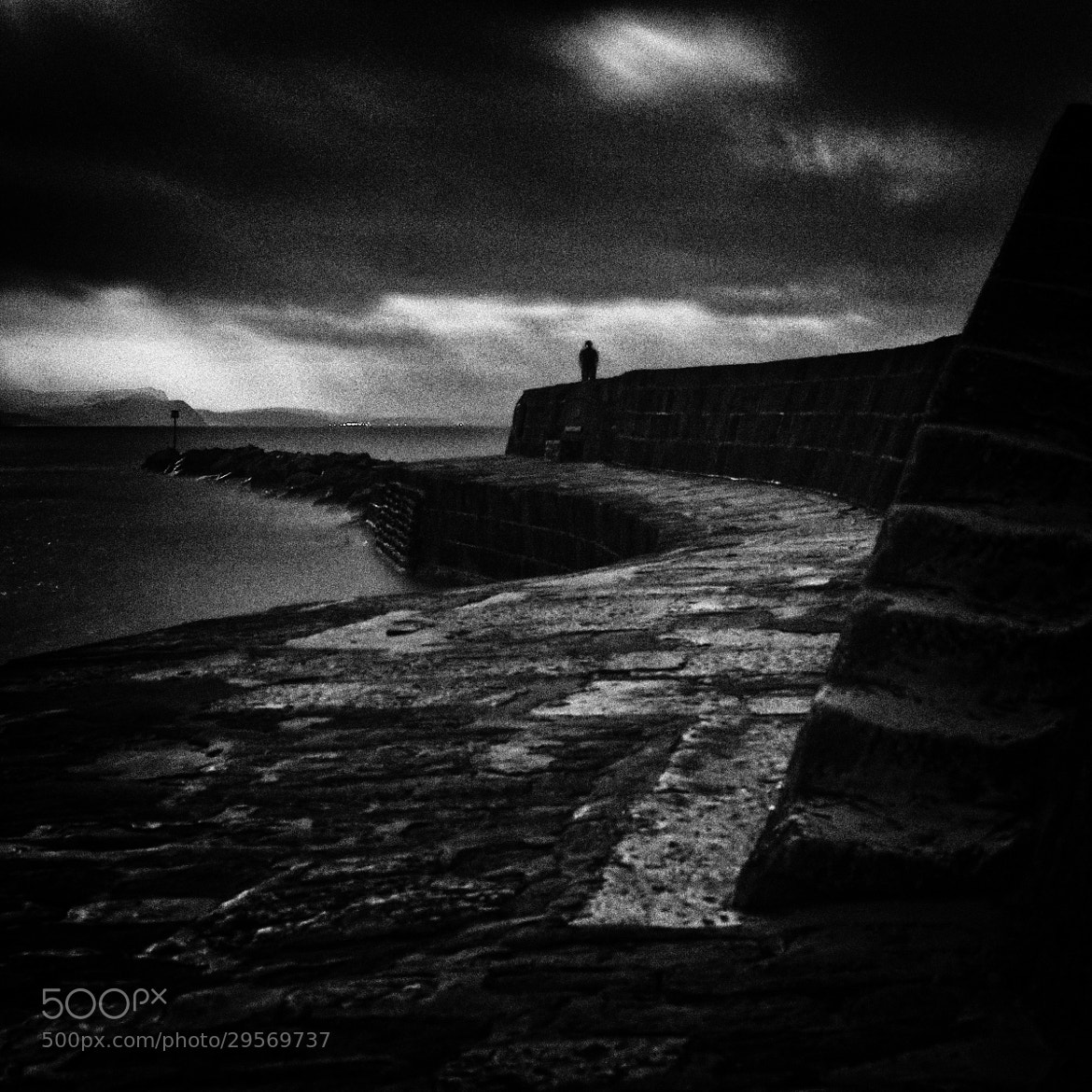 Photograph lonely vigil by Sid Smallman on 500px