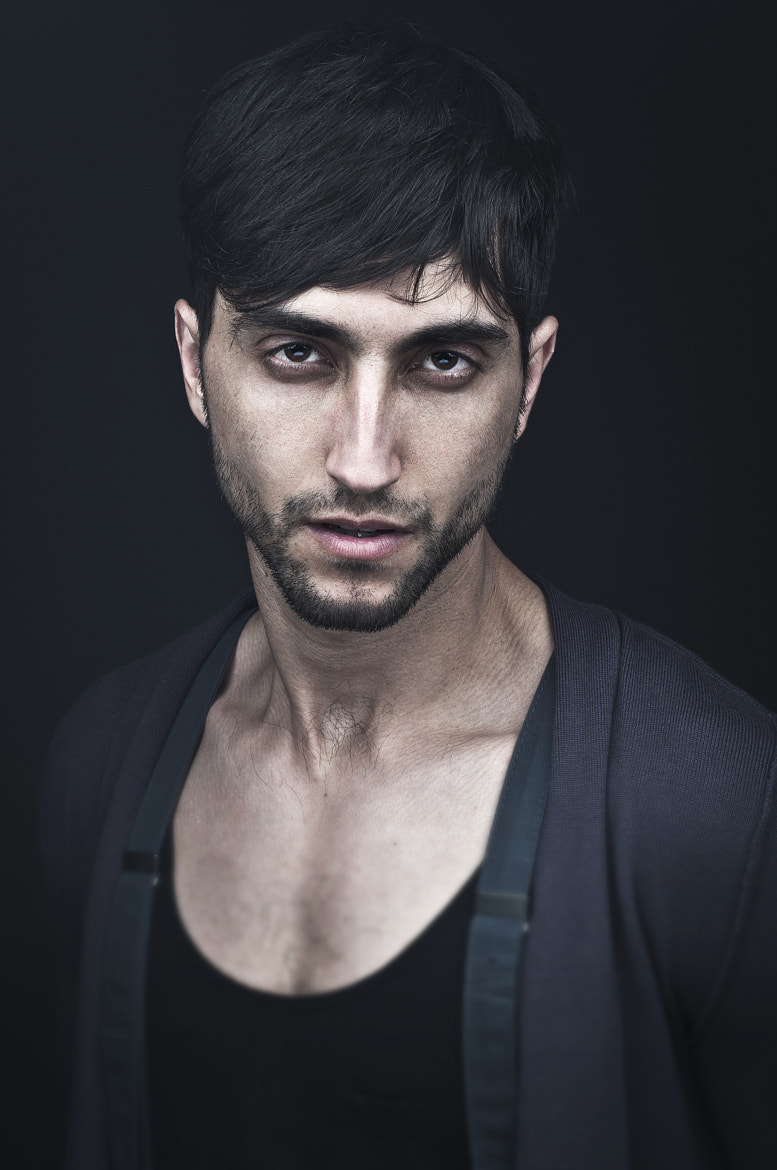 Photograph Emad by Chloé Battesti on 500px