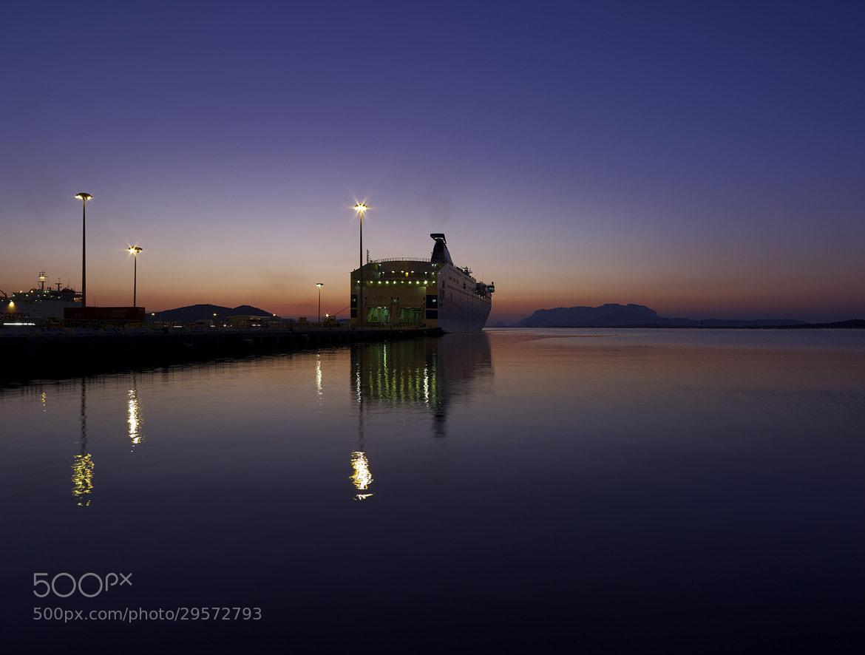Photograph Traghetto Olbia by Alberto Locatelli on 500px