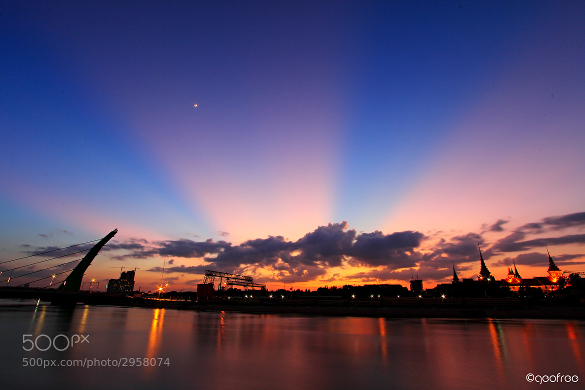 Photograph The Sky line by LANG SOLINA on 500px