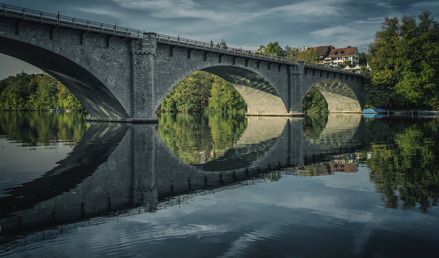 Bridge#6 by Claudio Rizzoli on 500px.com