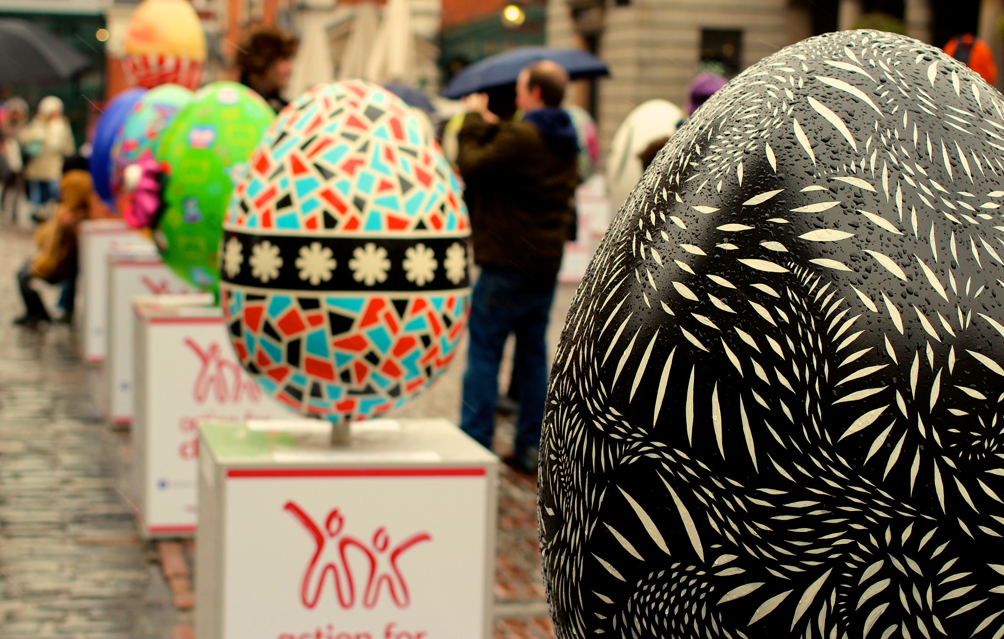 Photograph London Eggs by Christopher Collins on 500px