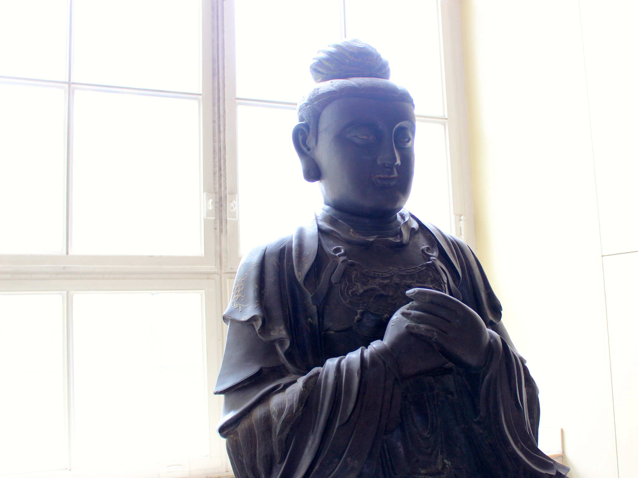 Photograph Buddhist at London by Christopher Collins on 500px