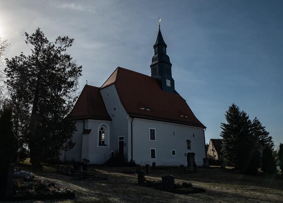 kirche hirschfeld by dirk derbaum on 500px.com