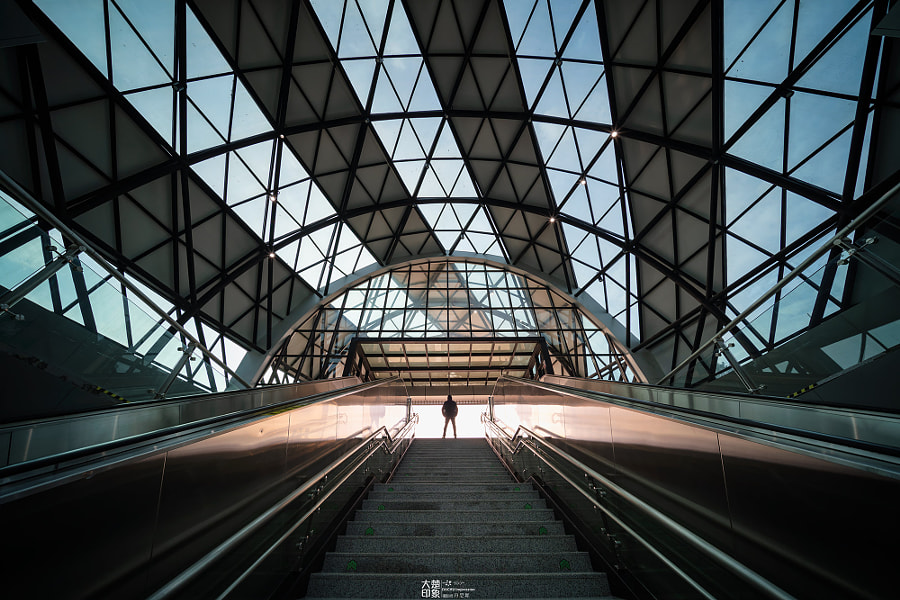 穹顶之下 by 丹尼斯 on 500px.com