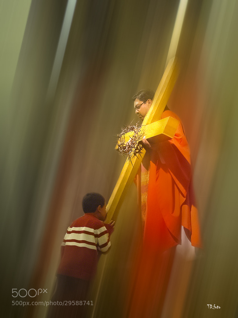 Photograph I Love Jesus by tam duy on 500px