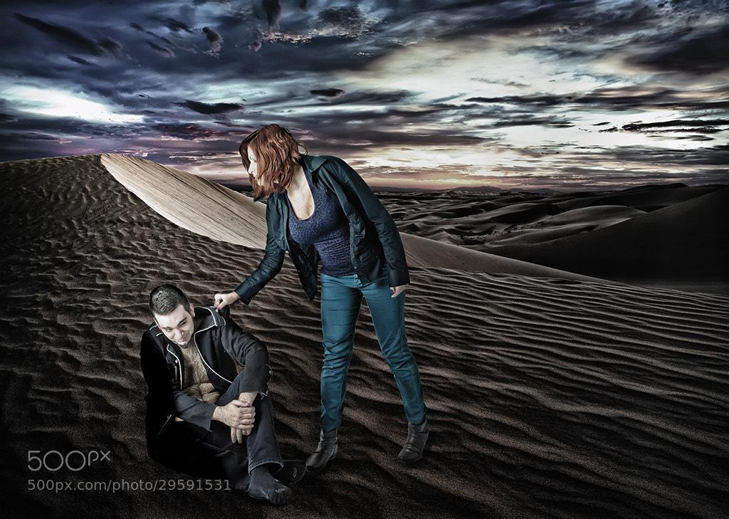 Photograph Perdidos en el desierto by Juan Cordoba on 500px