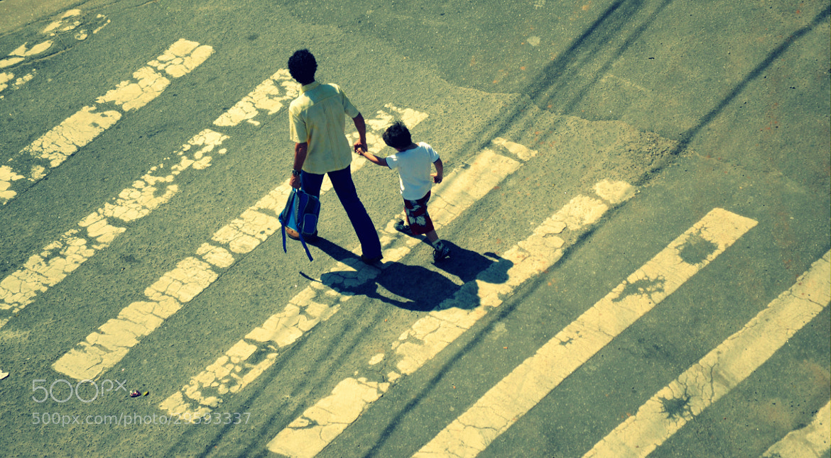 Photograph Father and Son by Paulo Zerbato on 500px