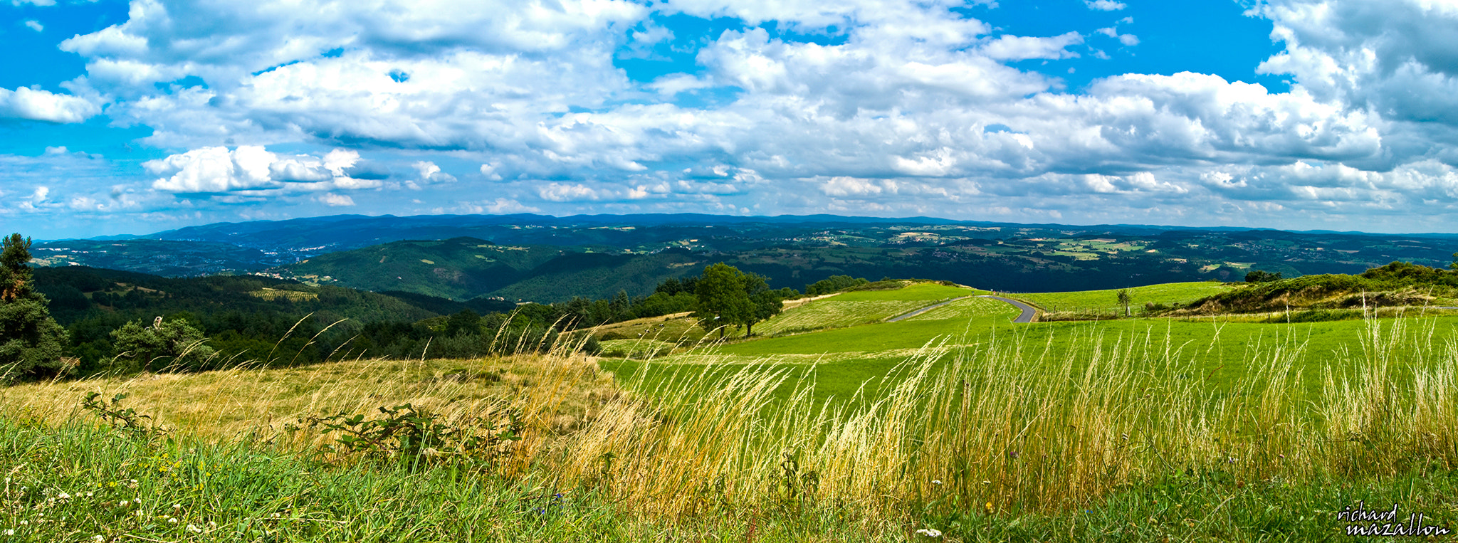 Photograph Panorama of meadow by RMPhotographie  on 500px