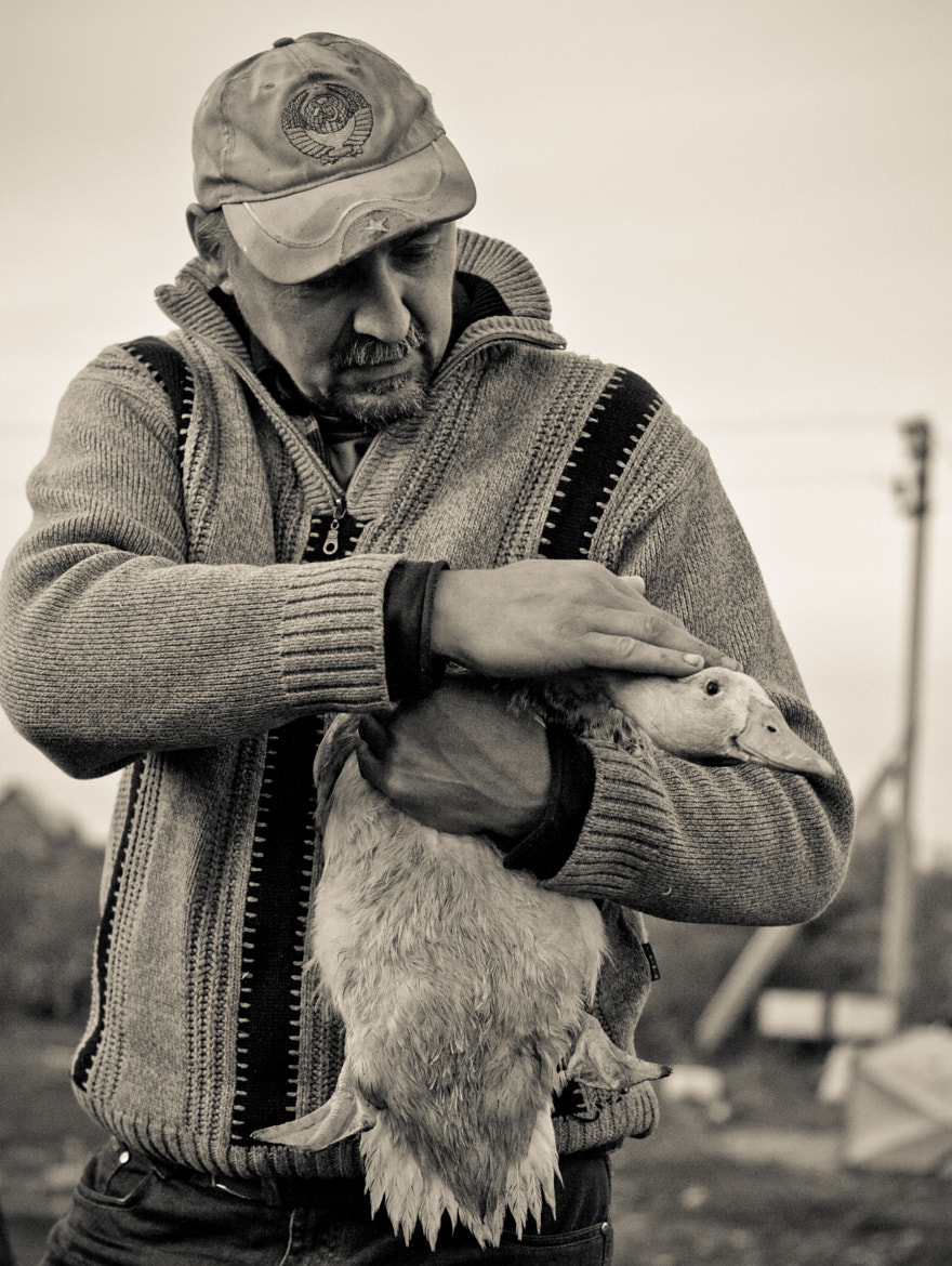 Photograph Moscow farmer by Kate Khristenko on 500px