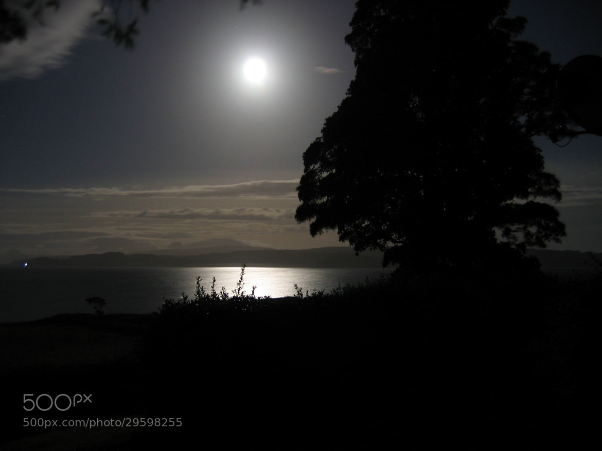 Photograph Moonlit Sound of Mull #3 by Michael Hunt on 500px
