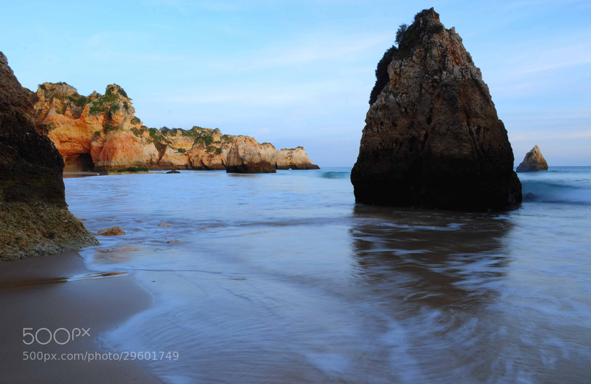 Photograph Prainha, Algarve by José Eusébio on 500px
