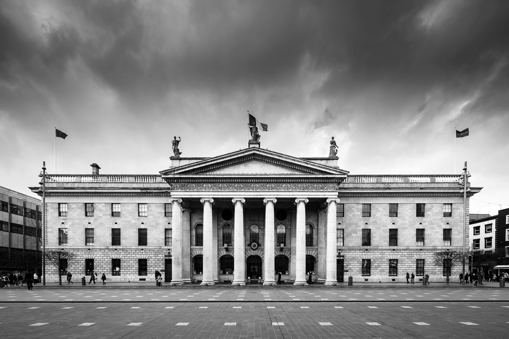 Photograph The GPO by Richie Hatch on 500px