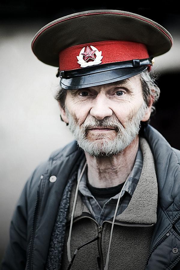 I survived Stalingrad
