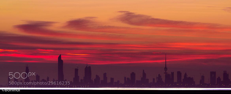 Photograph kuwait Cityscape by bohindi abdulla on 500px
