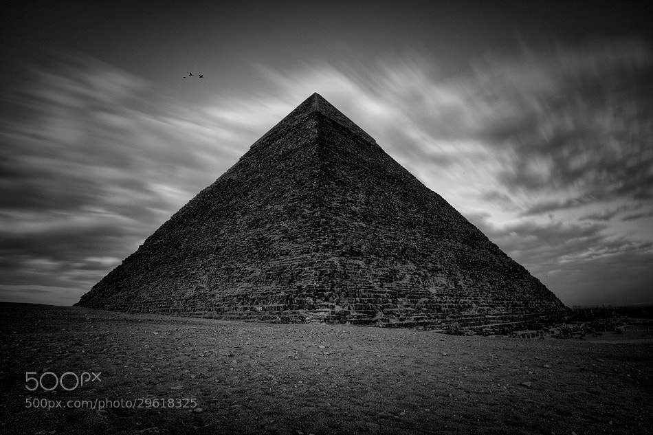 Photograph Great Pyramid of Giza ... by Ahmed Abdulazim on 500px