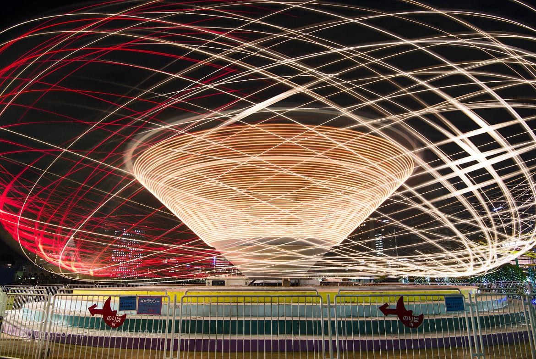 Photograph Light Explosion! by hugh dornan on 500px