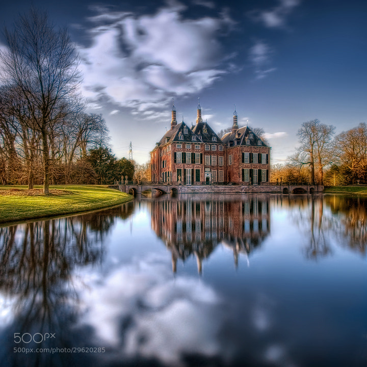 Photograph Duivenvoorde Castle by Iván Maigua on 500px