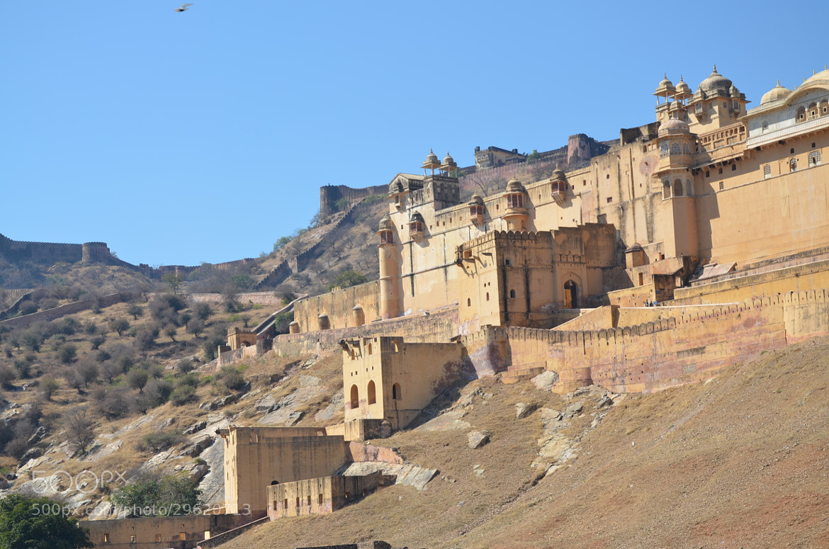 Photograph Amber Fort by Rajiv Penagonda on 500px