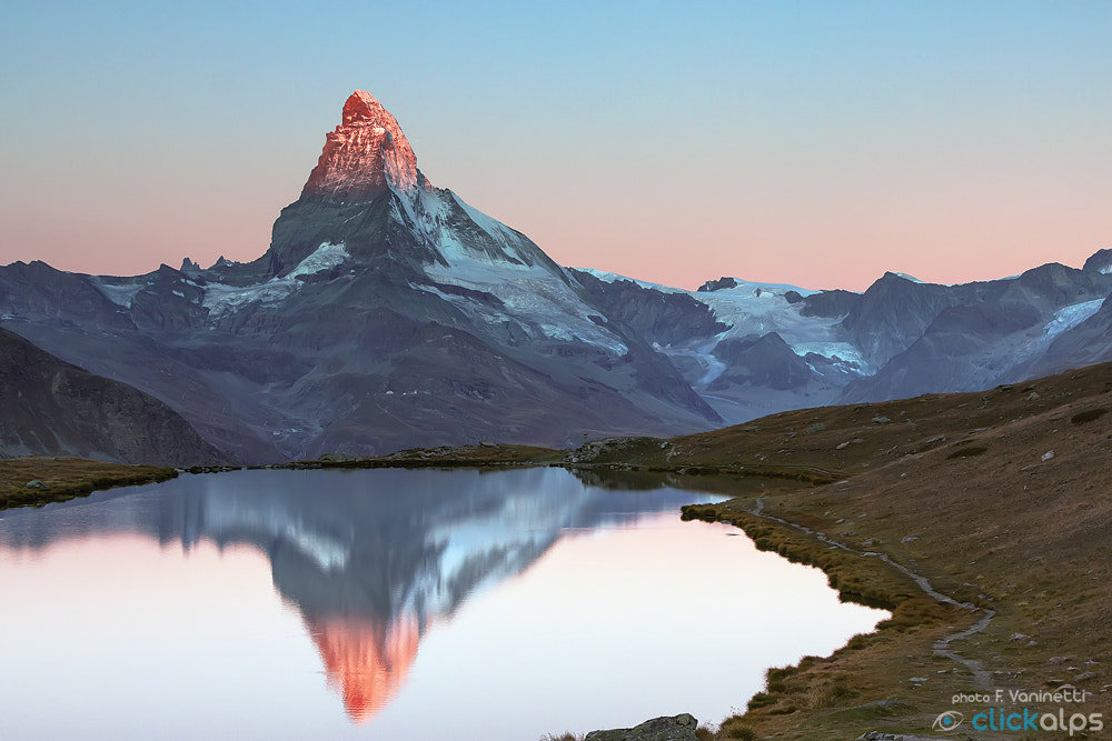 Photograph Sunrise on the Matterhorn by Francesco Vaninetti on 500px