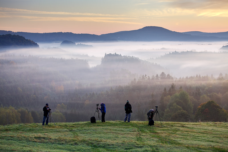 Photograph Waiting for the Sunrise by Martin Rak on 500px