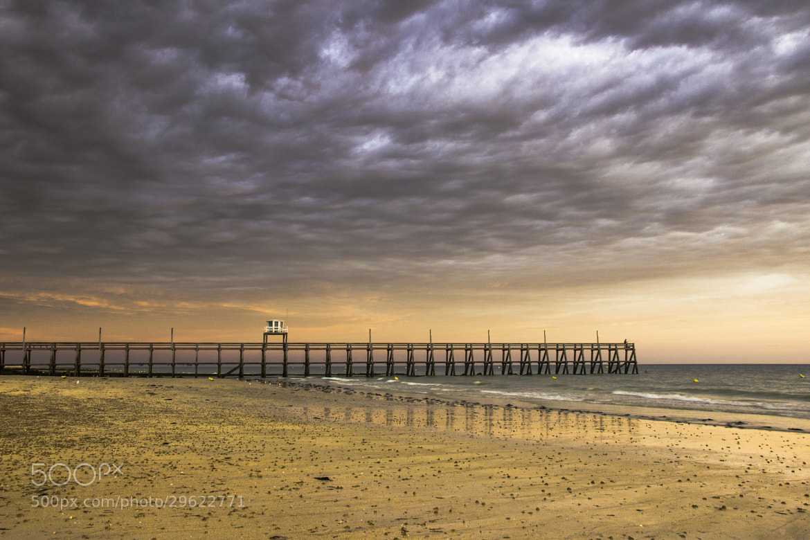 Photograph Fisher's pier by Lucien Vatynan on 500px