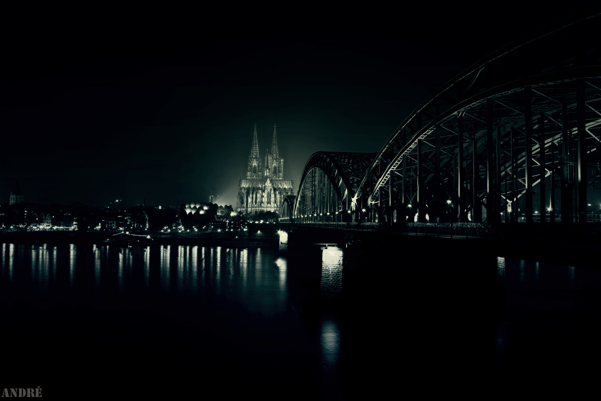Photograph Cologne by Night#3 by An Dré on 500px