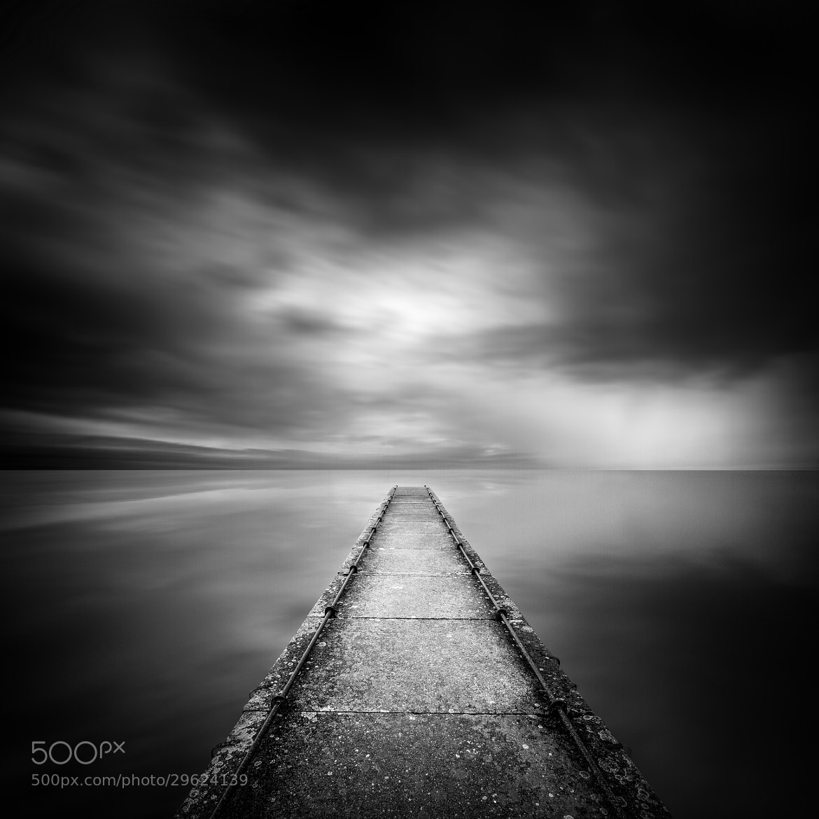 Photograph Landing stage II by Emmanuel LE GUELLEC on 500px