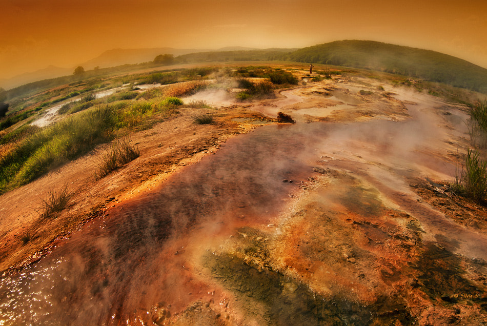 Photograph When the earth smoke by Silvia S. on 500px