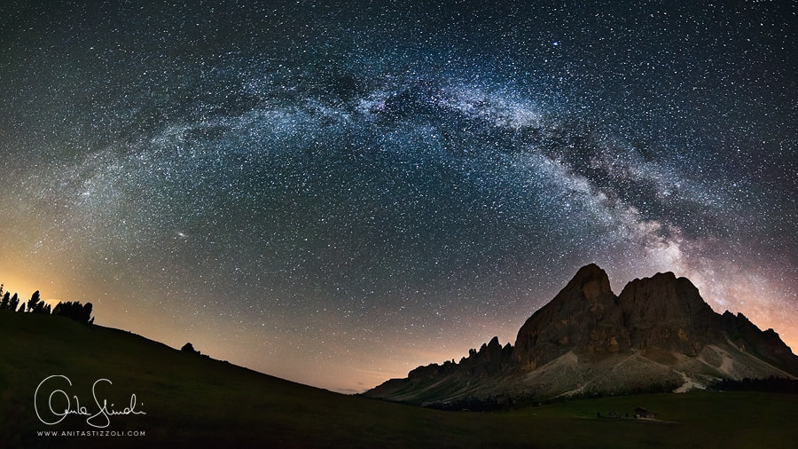 Photograph Our Galaxy - The Milky Way by Anita Stizzoli on 500px