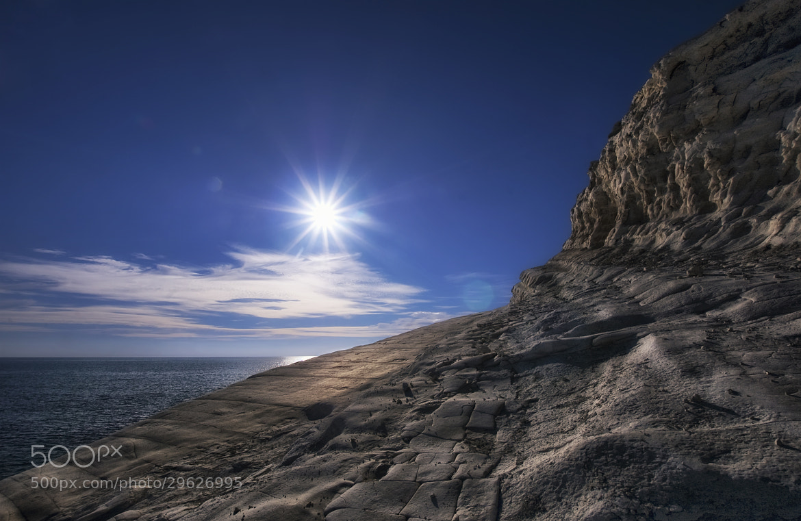 Photograph The Stone by Francesco Alamia on 500px