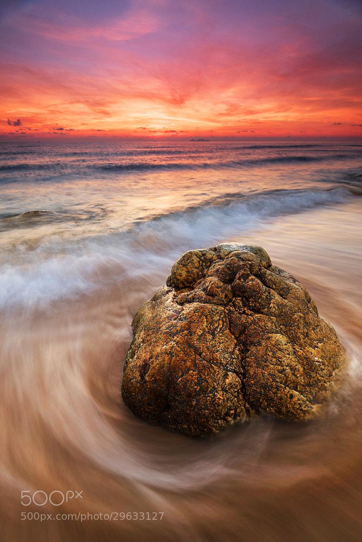 Photograph orange by Mk Azmi on 500px