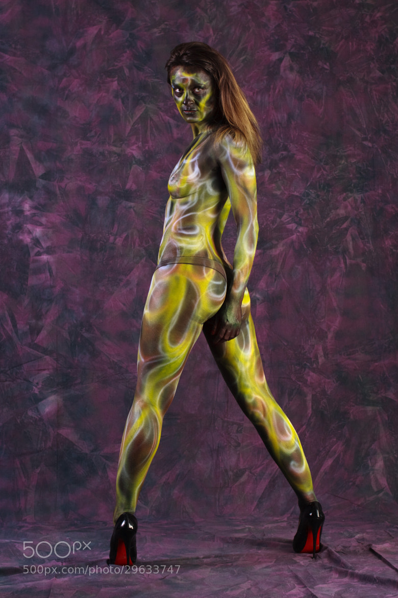 Photograph Body Painting 2013 by Luigi Prearo on 500px