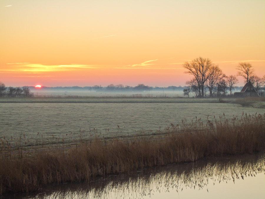 Sunrise by Lars  on 500px.com