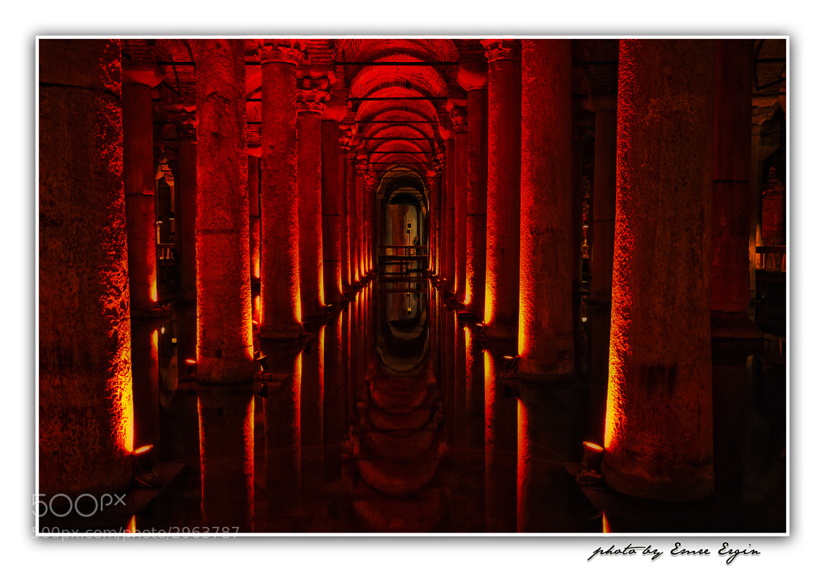 Photograph The Basilica Cistern by Emre Ergin on 500px
